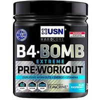 Usn B4 Bomb Extreme Pre Workout- Blue Raspberry