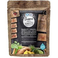 Forza Greens With Benefits Immunity Powder - Lemon &Amp; Ginger Flavour 140G