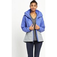 THE NORTH FACE KAYENTA JACKET, Blue, Size M, Women