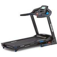Reebok Gt60 One Series Treadmill - Black With Blue Trim