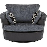 Bardot Swivel Chair