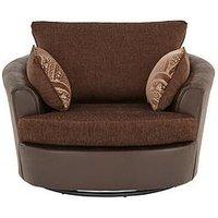 Gatsby Swivel Chair