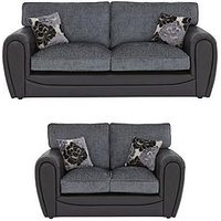 Monico 3 Seater + 2 Seater Standard Back Sofa Set (Buy And Save!)