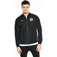 Nike FC Jacket, Black, Size M, Men