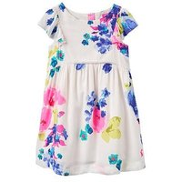 Joules Woven Floral Dress, Floral, Size 9-10 Years, Women