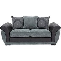 Product photograph showing Danube 2-seater Sofa