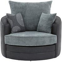 Danube Swivel Chair