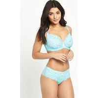 Pour Moi Amour Underwired Non-Padded Bra - Spearmint, Spearmint, Size 32Ff, Women