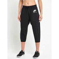 Nike International Capri, Black, Size Xs, Women