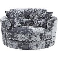 Bellini Fabric Swivel Chair