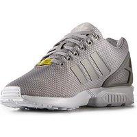 adidas Originals ZX Flux, Grey, Size 7, Men