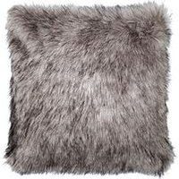 Product photograph showing Cascade Home Luxury Faux Fur Cushion