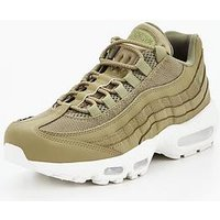 Nike Air Max 95 Essential, Khaki, Size 12, Men