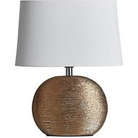 Product photograph showing Scratch Base Table Lamp