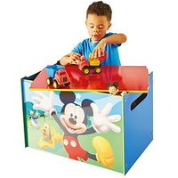 Mickey Mouse Mickey Mouse Table and 2 Chairs by HelloHome, One Colour