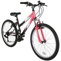 Flite Ravine Front Suspension Girls Bike 24 Inch Wheel