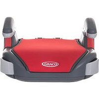 Graco Basic Booster Seat - Pompeian Red, One Colour
