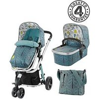 Cosatto Giggle 2 Pram & Pushchair - Fjord, One Colour