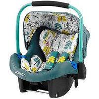 Cosatto Giggle Port Group 0+ car seat, Fjord