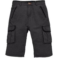 Boys, V by Very CARGO SHORTS, Navy, Size Age: 13 Years