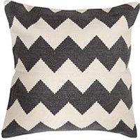 Product photograph showing Kaikoo Chevron Cushion