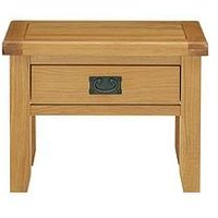 Luxe Collection - Oakland 100% Solid Wood Ready Assembled Lamp Table