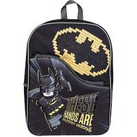 Lego Batman Eva Front Pocket Backpack