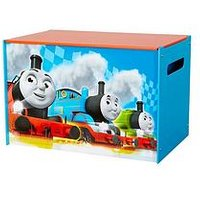 Thomas & Friends Thomas the Tank Engine Toy Box by HelloHome, One Colour