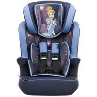 Disney Cinderella Group 123 Car Seat, One Colour
