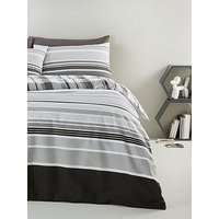 Falmouth Cotton Rich Duvet Cover Set (Twin Pack)