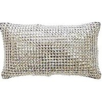 Product photograph showing Kylie Minogue Square Jeweled Cushion