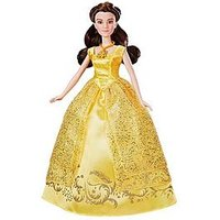 Disney Beauty And The Beast Singing Belle Fashion Doll