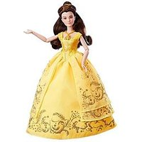 Disney Beauty And The Beast Belle Deluxe Fashion Gown