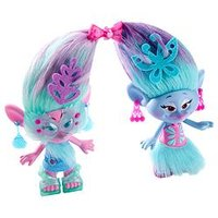 Dreamworks Trolls Dreamworks Trolls Satin And Chenille'S Style Set