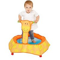 Early Learning Centre Giraffe Trampoline, One Colour