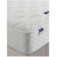 Silentnight Miracoil 3 Tuscany Geltex Comfort Mattress - Medium - Mattress Only