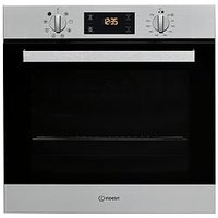 Indesit Aria Ifw6340Ixuk Built-In Single Electric Oven  - Oven Only