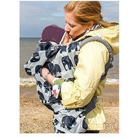 Baby Bundle Babywearing - All Weather Carrier Cover, Penguin