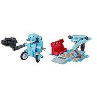Transformers The Last Knight Premier Edition Deluxe Autobot Sqweeks