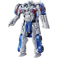 Transformers The Last Knight - Knight Armor Turbo Changer Optimus Prime