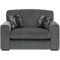 Luxe Collection - Enchant Fabric Cuddle Chair