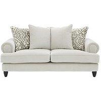 Luxe Collection - Debonair 2-Seater Fabric Sofa