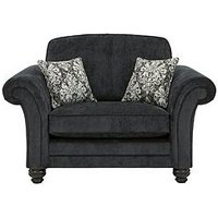 Luxe Collection - Chic Fabric Cuddle Chair