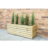Forest Long Linear Planter