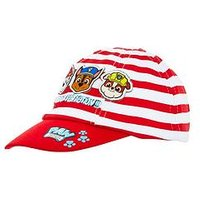 Paw Patrol Baby Cap, Red, Size 48