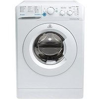 Indesit Innex Bwsc61252W 1200 Spin, 6Kg Load Washing Machine - White