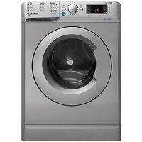 Indesit Innex Bwd71453S 7Kg Load, 1400 Spin Washing Machine - Silver