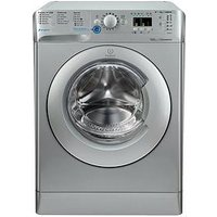 Indesit Innex Bwa81483Xs 8Kg Load, 1400 Spin Washing Machine - Silver