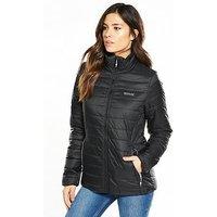 Regatta Icebound Jacket - Black, Black, Size 12, Women
