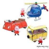 Peppa Pig Vehicle Assortment